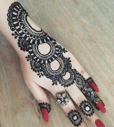 Image of Mehndi Design