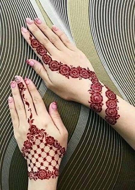 Mehndi Design latest