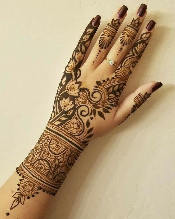New Mehendi Designs