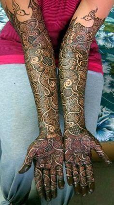 Rajasthani Mehendi Designs