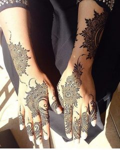 Simple Arabic Mehndi Designs / Mehndi Design Arabic | Wedding Bels