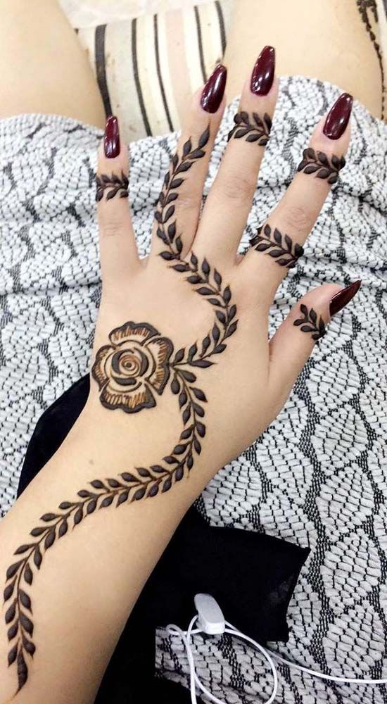 mehndi design indian