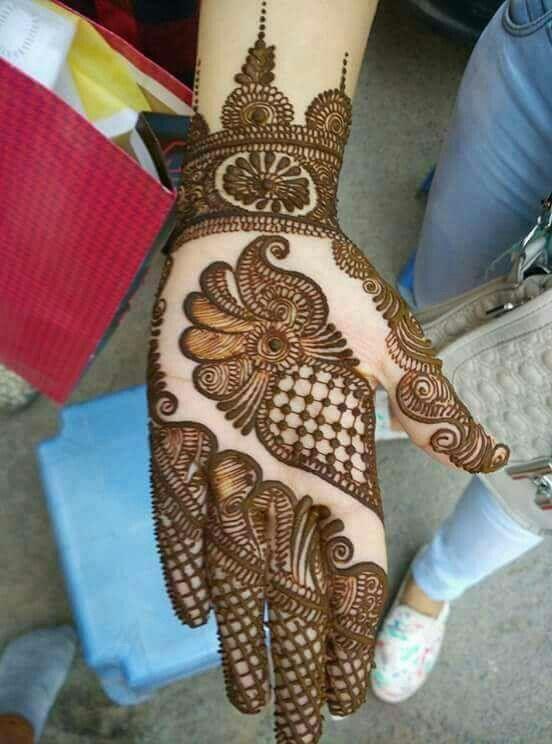 girls mehndi designs