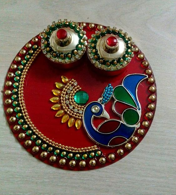 thali decoration ideas